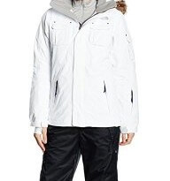 north face winterjacke damen